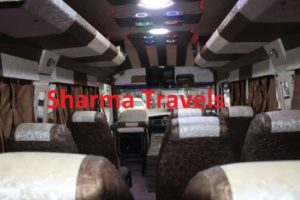 chandigarh ladakh tempo traveller