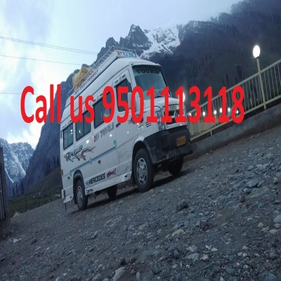 chandigarh to leh ladakh car hire